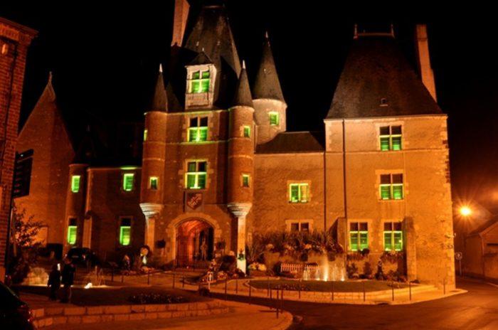 Château des Stuarts – Aubigny-sur-Nère