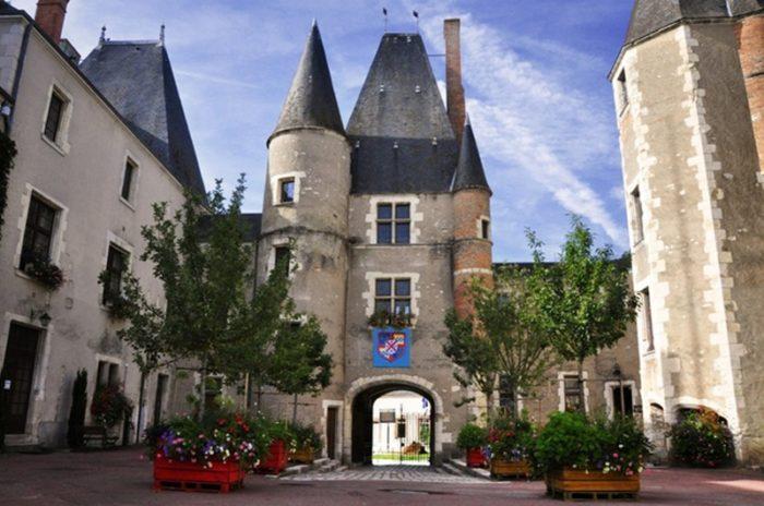 Château des Stuarts - Aubigny-sur-Nère