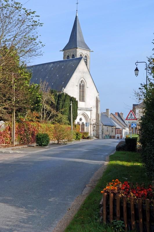 Eglise Saint-Aignan - Ivoy-le-Pré