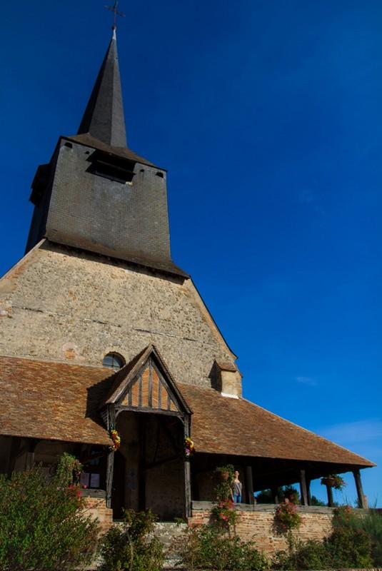 Eglise Saint-Barthélemy -Brinon-sur-Sauldre