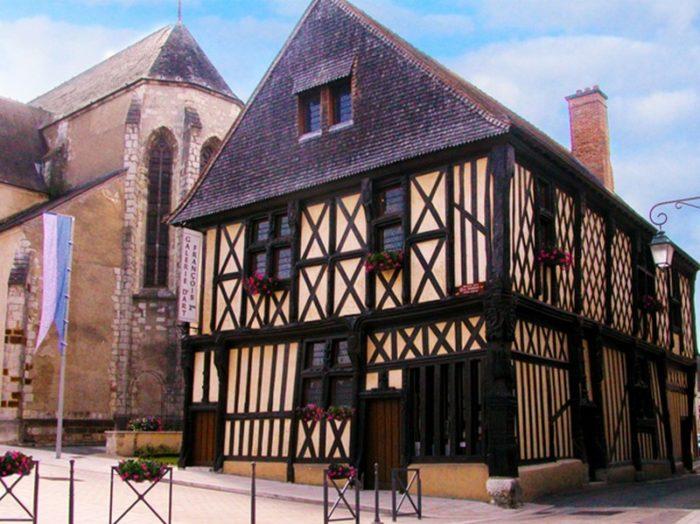 Galerie François 1er – Aubigny-sur-Nère