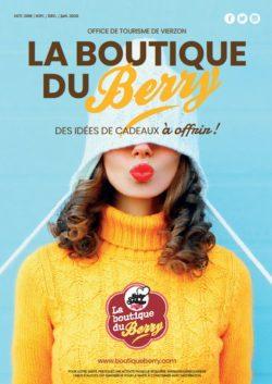 Nouveau magazine de la Boutique du Berry Site officiel de