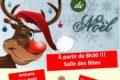 18-VIGNOUX-SUR-BARANGEON- marché de Noël
