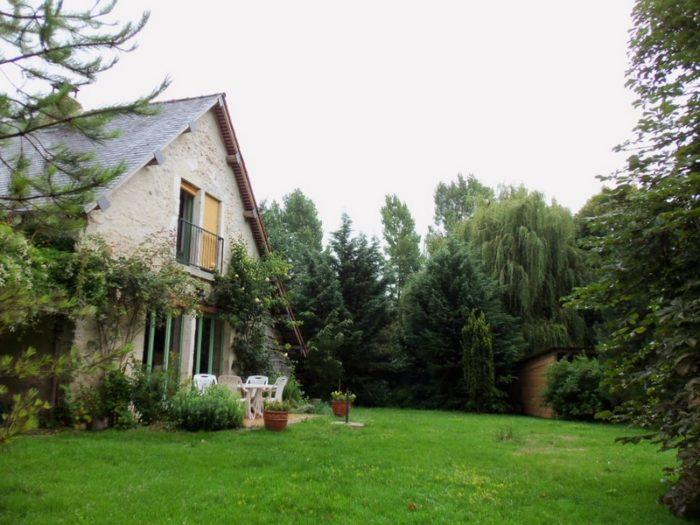 18-VIGNOUX-SUR-BARANGEON-Chambres d'hôtes les molinards