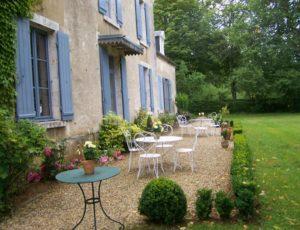 Château vert exterieur