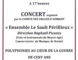 Concert-Aubigny-Eglise