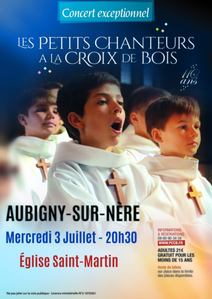 Concert-petits-chanteurs-Aubigny-sur-Nere
