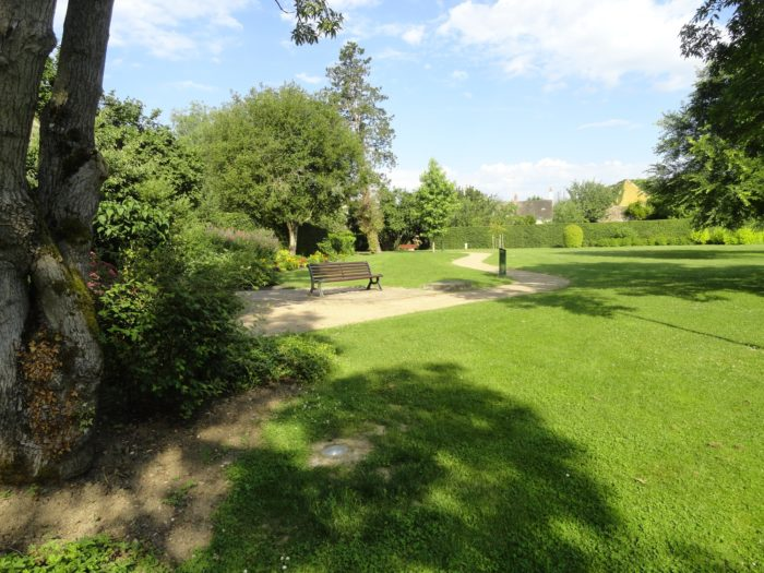 Jardin des Chanoines