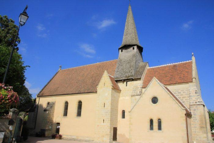 Eglise-Nohant-en-Gracay