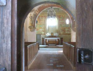 Eglise de Brinay