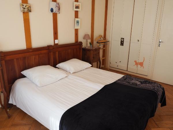 HOTEL LA SOLOGNOTE BRINON SUR SAULDRE CHAMBRE