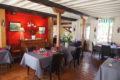 HOTEL LA SOLOGNOTE BRINON SUR SAULDRE SALLE DE RESTAURANT