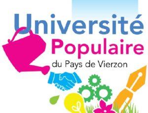 Logo Université Populaire Vierzon