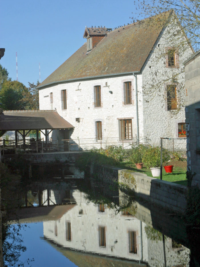 MOULIN DE LA BRUNE