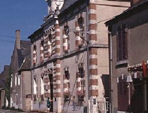 Mairie La Chapelle d'Angillon