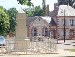Mairie Ménétréol