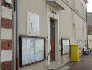 Mairie de Mery-es-Bois