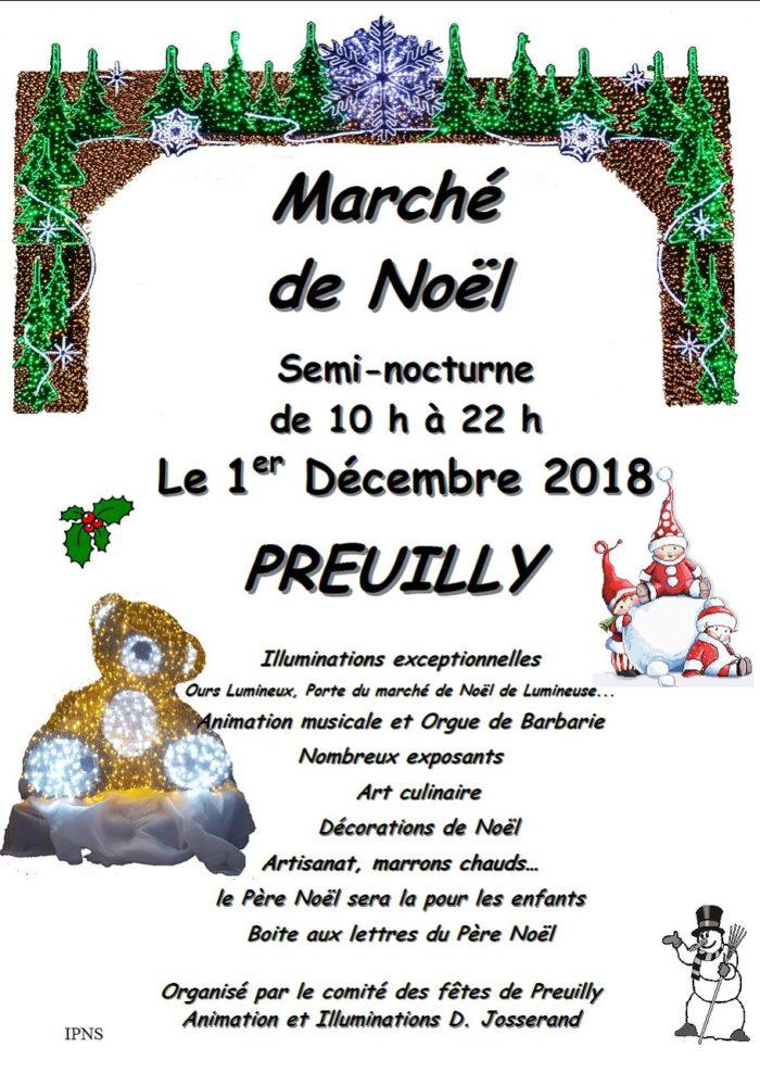 Marche-de-Noel-Preuilly