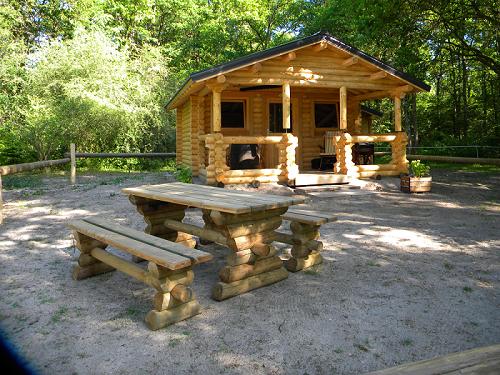 cabanes du trappeur Laugère
