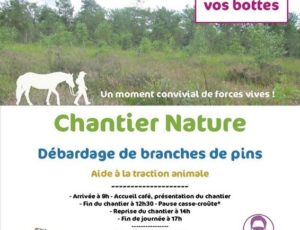 chantier nature tourbiere