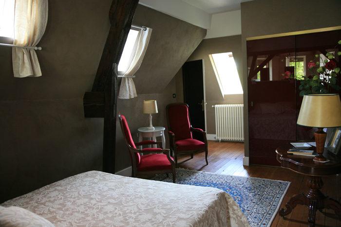 chambre double / familiale